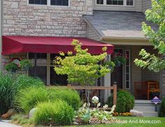 small front porch with patio | your front porch october 2 2014 pinkmertous expand front patio porch ...