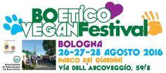 BoEtico VeganFestival | 26-27-28 agosto 2016 a Bologna