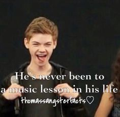 Thomas Brodie-Sangster ages a couple years later than normal! Description from pinterest.com. I searched for this on bing.com/images
