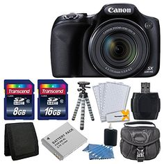 #bestdeal Combining an expansive zoom lens, high-resolution imaging sensor, and extensive sharing capabilities, the #PowerShot SX530 HS is a versatile and conven...