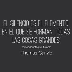 #frases de silencio  #citas  #reflexiones