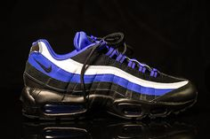 "Nike Air Max 95 Essential ""Persian Violet"" (Detailed Pics) - EU Kicks: Sneaker Magazine"