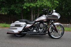 2010 CUSTOM ROAD GLIDE | Gastonia Used Motorcycles for Sale | The Bike Exchange