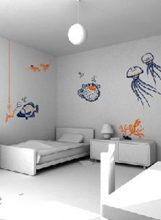 Bedroom Bedroom Wall Mural Rectangular Small Bedroom Paint Sea World All White Small Bedroom Paint Interactive White Bedroom White Rug In Bedroom Make Your Small Bedroom Inspiration Look Bigger Also Luxury - Prove it