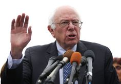 Vermont Senator Bernie Sanders, (I), is unhappy with the DNC because of the debate schedule and lne-up.