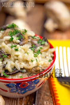 Although this mushroom risotto demands a little attention, it's well worthyour efforts. It's also a great holiday side dish. Use The Right Rice The perfect risotto starts with using the right rice. What you have on your shelf probably won't fill the bill here because it's more than likely long-grain rice. For a good risotto,...Read More »
