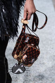 94532d0537003 Louis Vuitton Introduces its Catogram Collection Highlights