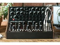 Moog Music Releases Drummer From Another Mother - Semi-Modular, Analog Drum Synthesizer