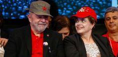 """""""Vamos voltar a governar este país"""", garante Lula. Ele tem certeza de que o povo já esqueceu das denúncias de corrupção contra o PT – News Atual"""