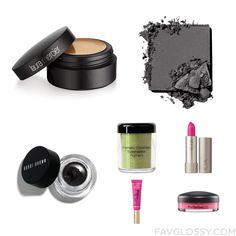 Cosmetics Trick With Laura Mercier Concealer Jouer Bobbi Brown Cosmetics Eyeliner And Nyx From March 2016 #beauty #makeup