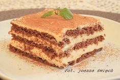 Kukułka – aksamitne ciasto bez pieczenia | Domowy Smak Jedzenia .pl