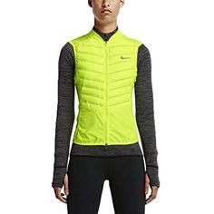 Women's Aeroloft 800 Packable Running Vest 686199 *** See this great product. (This is an affiliate link) #Clothing