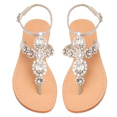 764eae014132 Mystique Sandals features unique hand crafted leather women s sandals that  are embellished with jewelry