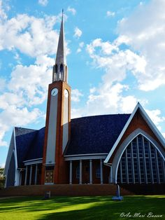 Dutch Reformed Church, Hartbeesfontein, South Africa