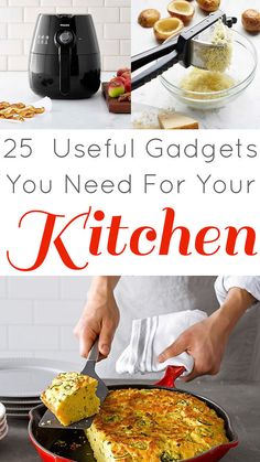 25 Insanely Useful Gadgets You Need For Your Kitchen