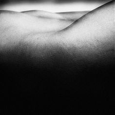 Abstract Nude Landscape by Billy Kidd