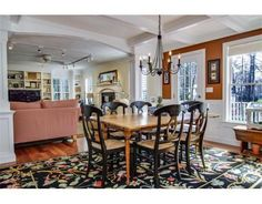 same home dream kitchen/dining