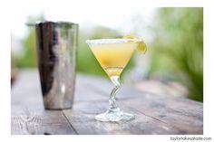 The original Mexican Martini at Trudy's.