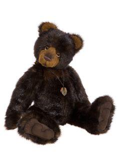 Charlie Bears 2016 Frank Bear