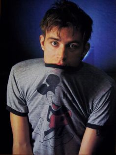 damon albarn mickey mouse shirt - Google Search