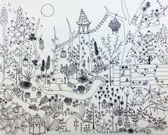 Miki Satoh - the garden