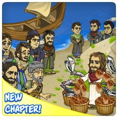 LIKE and REPIN if JESUS is your COMFORT!    Disciples Go Home!  Hungry and excited, the Disciples return to tell Jesus all about their adventures!  Will Jesus be pleased with their news or will He be disappointed with their reports?
