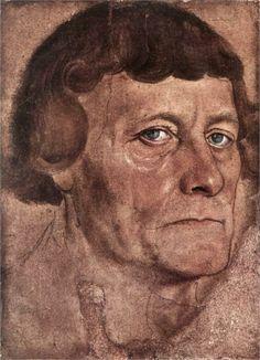 Portrait of a Man, 1514 Lucas Cranach the Elder