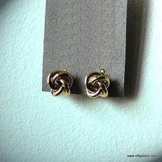 Cufflinks, Stud Earrings, How To Make, Accessories, Jewelry, Jewlery, Bijoux, Studs, Schmuck