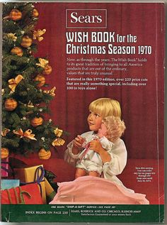 I remember circling dozens of toys for Santa's convenience.