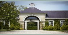 Classical Country Home Olympic Arch
