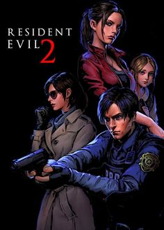 Poster - for resident evil 2 fans, is a survival horror game developed and published by Capcom for the PlayStation in 1998 Resident Evil 2 Ps1, Really Cool Wallpapers, Evil Anime, Evil Art, Star Trek Enterprise, Outdoor Art, Animal Design, Travel Quotes, Horror