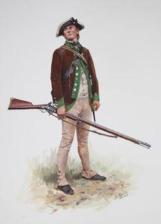 1st Pennsylvania Battalion, 1776-77