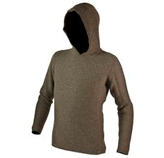 Fontainebleau Hoody Brown