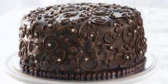 Chocolate cake recipes, so pretty/p Love Chocolate, Chocolate Desserts, Chocolate Heaven, Cupcakes, Cupcake Cakes, Churros, Mousse, Yummy Treats, Sweet Treats