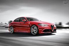 アルファロメオ ジュリア フランクフルトモーターショー2015 - carview! - 自動車