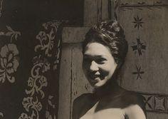 """zzzze: """" Walker Evans, """"Portrait of a Woman, Tahiti"""",1932 """""""