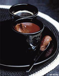 Café-choco à la cuillère pour 4 personnes - Recettes Elle à Table