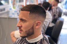 36 Cool & Stylish Haircuts for Men 2019 - Herren Frisuren - Stylish Haircuts, Cool Hairstyles For Men, Cool Haircuts, Hairstyles Haircuts, Haircuts For Men, Barber Haircuts, Mens Hairstyles 2018 Short, Ronaldo Hairstyles, Short Hairstyles For Men