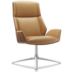 Kruze lounge chair from Boss Design and Working Environments Furniture Ltd, by David Fox