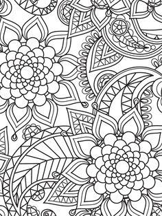 Detailed Designs And Beautiful Patterns Sacred Mandala