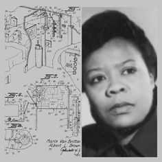 In 1966 the idea for a Home Surveillance System was invented by Marie Van Brittan Brown & her partner Albert Brown (they applied for a Patent for the 1st Closed Circuit TV Security System (forerunner to the modern home security system). Ms Brown's system had 4 Peep Holes & a camera that slid up & down & whatever it caught appeared on a monitor. Their invention ALSO INCLUDED A REMOTE That would unlock a door. Because of her invention today's market is Flooded w/home security systems.
