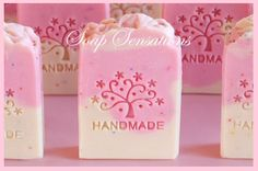 The Happy Housewife and her soap obsession: Yummy Cupcake Soaps & a few more bar soaps
