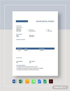 House Rental Agreement Template - Word (DOC)   Google Docs   Apple (MAC) Apple (MAC) Pages   Template.net Rental Agreement Templates, Schedule Templates, Planner Template, Date, Invoice Design Template, Medical Terminology, Psychology Books, Word Doc, Letter Size