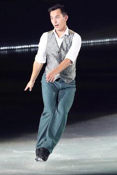 パトリック・チャン(カナダ) THE ICE 2016|フォトギャラリー|フィギュアスケート|スポーツナビ