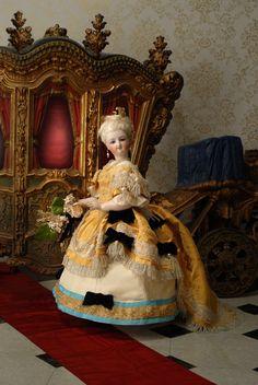 Bru Fashion Doll Archives