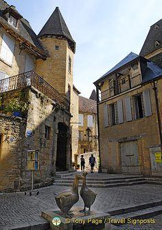 Sarlat-la-Canéda   Sarlat-la-Canéda   Périgord Noir   Southwest France