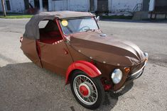 Bid for the chance to own a 1966 Velorex at auction with Bring a Trailer, the home of the best vintage and classic cars online. Classic Cars Online, Skin So Soft, Cars And Motorcycles, Antique Cars, Engineering, Golf Carts, Vehicles, Lego, Log Projects