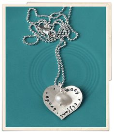 names on my heart necklace $59