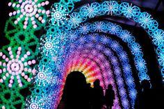 Nabana no Sato garden -   (lights lumière illumination)
