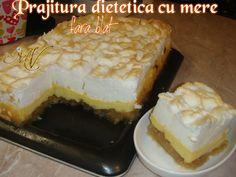 Gluten Free, Fără Gluten, Beautiful Cakes, Tiramisu, Healthy Recipes, Healthy Food, Cheesecake, Deserts, Vegetarian